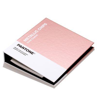 Pantone Metallics Chips Book