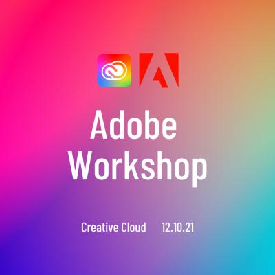 Adobe Creative Cloud Workshop