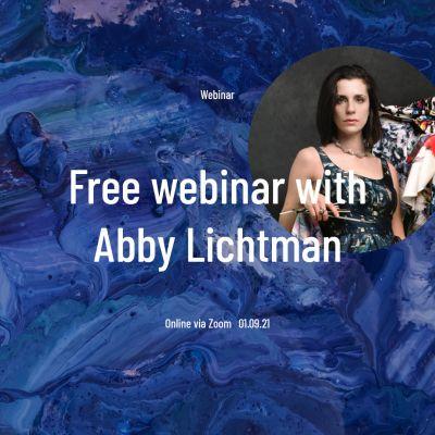 Abby Lichtman Print Webinar