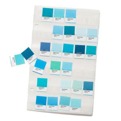 Pantone Chip Slip 10 Sheets