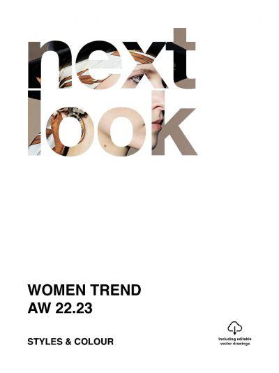 Next Look Women trend - Fashion Trendbook Style & Colour AW 22/23