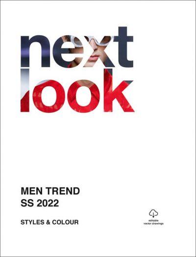 Next Look Men Trend Style & Colour SS 22