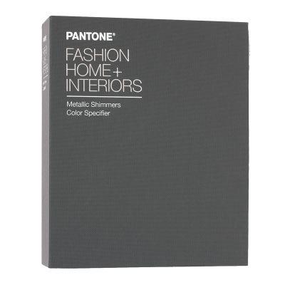 Pantone Metallics Shimmers Specifier Book TPM