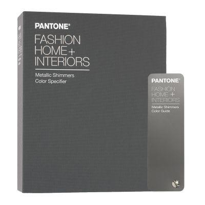 Pantone Metallic Shimmers Color set Specifier + Guide TPM