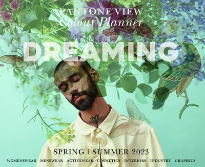 Pantone View Colour Planner SS 23 Dreaming