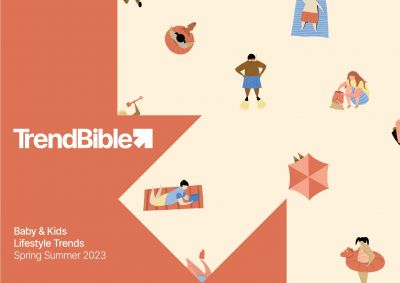 Trend Bible Baby & Kids Lifestyle Trends SS 23 (digital trendbog)