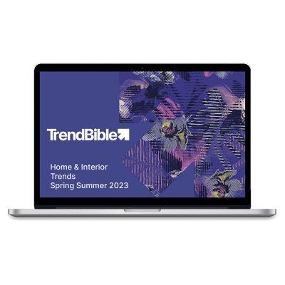 Trend Bible Home & Interior Trends SS 23 (digital trendbook)